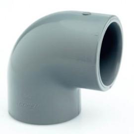 Колено EL50, 90° 200 мм