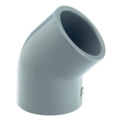 Колено EY50, 45° 16 мм