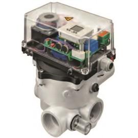 """Вентиль многопозиционный авто BADU TRONIC 93 V4 C MAT R41/3А, в.р. 1 1/2"""", 230V"""