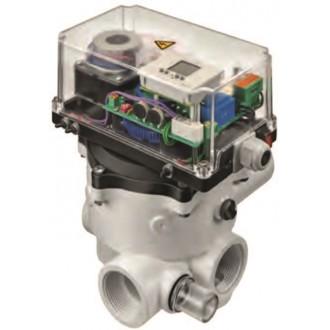 """Вентиль многопозиционный авто BADU TRONIC 2002-2 C MAT R41/3А, в.р. 1 1/2"""", 230V"""