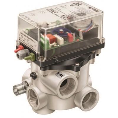 """Вентиль многопозиционный авто BADU EASY TRONIC C MAT R 51/3А, в.р. 2"""", 230V"""
