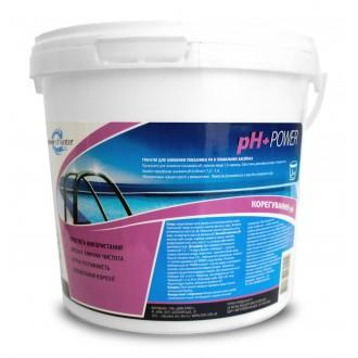 Гранулы для повышения pH+ POWER, 1 кг