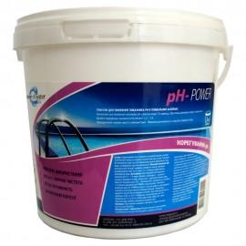 Гранулы для снижения pH- POWER, 1 кг