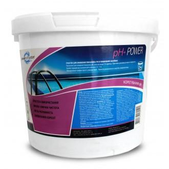 Гранулы для повышения pH+ POWER, 5 кг