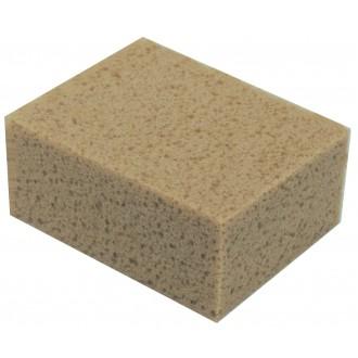 Губка для уборки цементных затирок 14х11 см