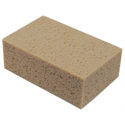 Губка для уборки цементных затирок 19х12 см