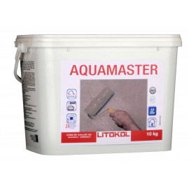 Эластичная гидроизоляция AQUAMASTER, 10 кг