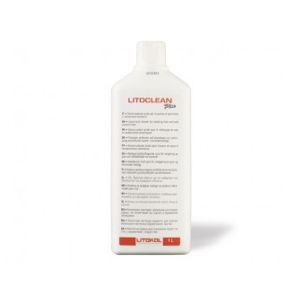 Кислотная жидкость на основе органической кислоты для очистки керамических поверхностей LITOCLEAN PLUS, 1 кг