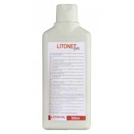 Жидкий очиститель для удаления остатоков эпоксидных затирок LITONET PRO, 0,5 л
