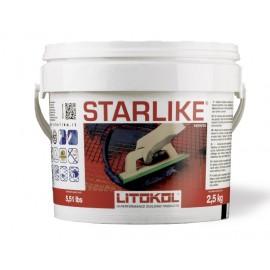 Эпоксидный двухкомп. состав Classic Collec Starlike C.470 (экстра белый) 5 кг