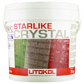 Эпоксидный двухкомп. состав STARLIKE CRYSTAL Класс RG-затирка С.350 хамелеон, 5 кг
