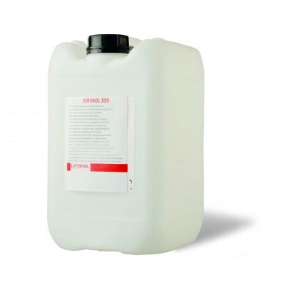 Эластичная латексная добавка в цементно-песчанных растворы IDROCOL X20, 20 кг