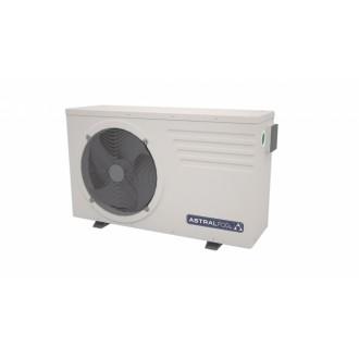 """Воздушный тепловой насос EVOLINE 6, тепловая мощность 4,8 кВт подкл. 1 1/2"""" 220V 1,0 кВт"""
