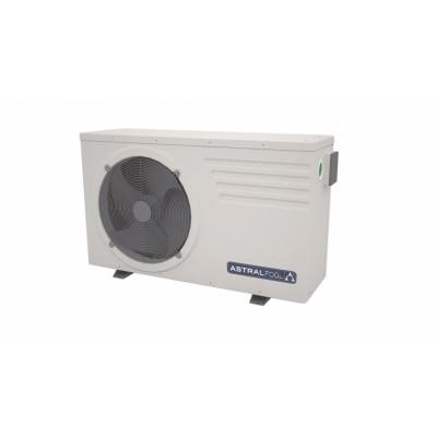 """Воздушный тепловой насос EVOLINE 15, тепловая мощность 11,6 кВт подкл. 1 1/2"""" 220V 2,1 кВт"""