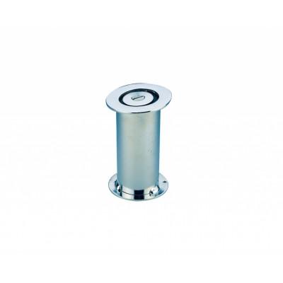 Анкер наклонный для труб, диаметр 43 мм, AISI-316