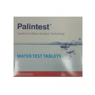 Експрес-тест Palintest Cooper (Free, Combiner, Total) 0-5 мг/л (250 тестов)