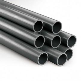 Труба напорная PVC-U Ø90 мм. Fluidra