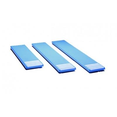 Доска прыжковая, L=2500 мм., ширина 0,46 м., стеклопластик
