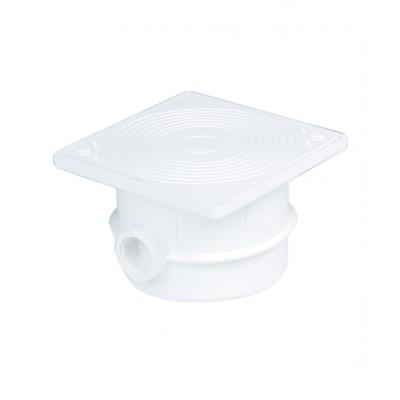 Коробка соединительная, 3/4'', м-26, с защитной крышкой, ABS-пластик