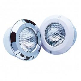 Светильник галогенный STANDARD с оправой ABS-пластик белый, с кабелем, 300W (под пленку)