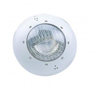 Светильник галогенный EXTRA с оправой ABS-пластик белый, 100W (под пленку)