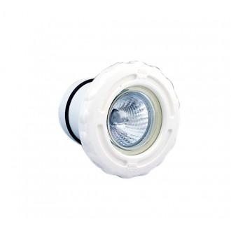 Светильник галогенный PLASTIC MINI с оправой ABS-пластик, 50W, ABS-пластик (под пленку)