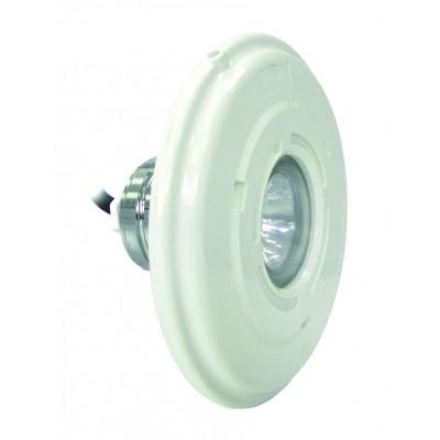Светильник галогенный PLASTIC MINI с оправой нерж. сталь, 50W (под бетон)