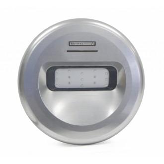 Светильник LUMIPLUS DESIGN RGB, 40W, ABS ABS-пластик (INOX эффект)